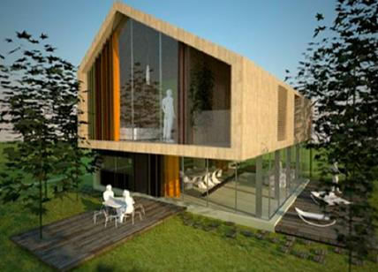 Eco-friendly Rammed Housing is long lasting and 100% Green