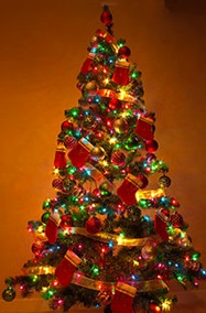 Artificial Christmas free is an Eco-friendly choice?