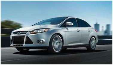 The 2012 Ford Focus Electric zero emissions vehicle