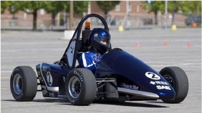 BYU Hybrid Blue Won The SAE Formula Hybrid Competition