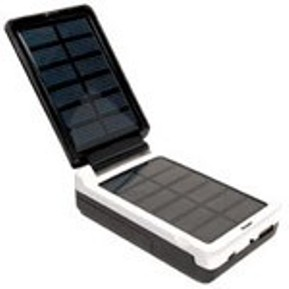 AA and AAA Solar Battery Charger