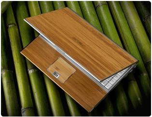 Asus EcoBook Touts Bamboo Casing