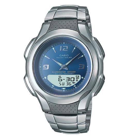 AWS90D-2AV – Ana-Digi Solar Men's Watch By Casio