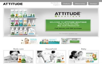 Clean Attitude-The eStore for Eco-Friendly Baby, Body Care and Household products from Bio Spectra