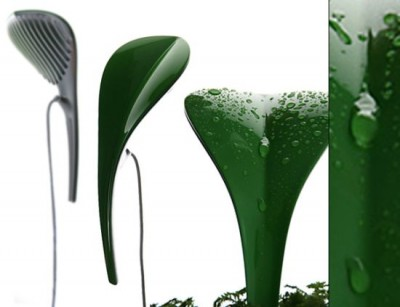 The Dew Drop – Automatic Plant Watering Through Condensation
