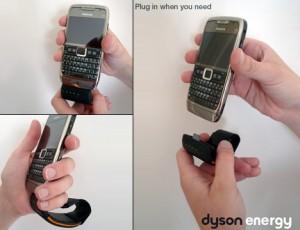 Dyson Energy Bracelet – Wrist Phone Charger