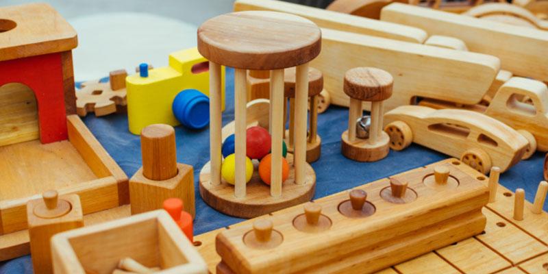 Eco-Friendly Educational Toys
