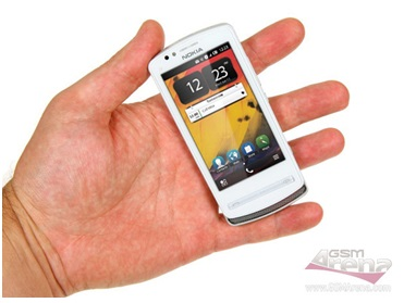 Eco-friendly Nokia 700 makes a bid for world smallest smartphone title