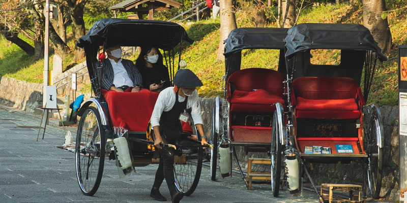 Eco Friendly Rickshaw Coined as Eclipse