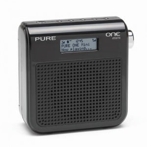 Pure Ecoplus One Mini DAB and FM Radio