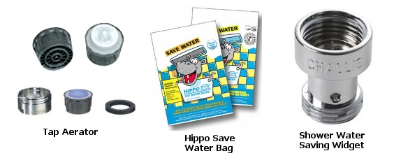 Free Water Saving Gadgets for EnviroGadget Readers