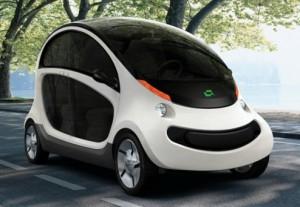 Chrysler's GreenEcoMobility Electric Car