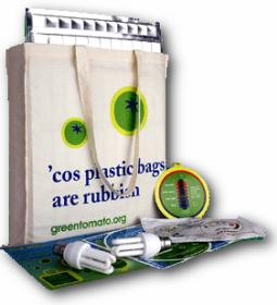 Easy Starter Kit for being Greener