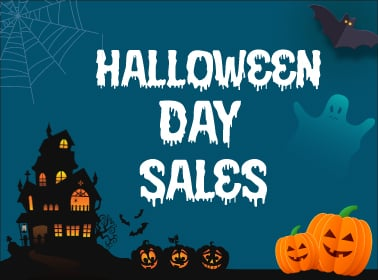 Halloween Sale 2021 - Discount & Voucher Codes