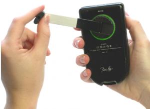 Hand Powered Eco Media Player Revolution