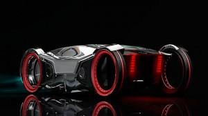iCar Zero-Emission Concept Car