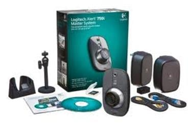Logitech Sets its sights on Night vision with New Indoor Add-on Camera and Master Security system