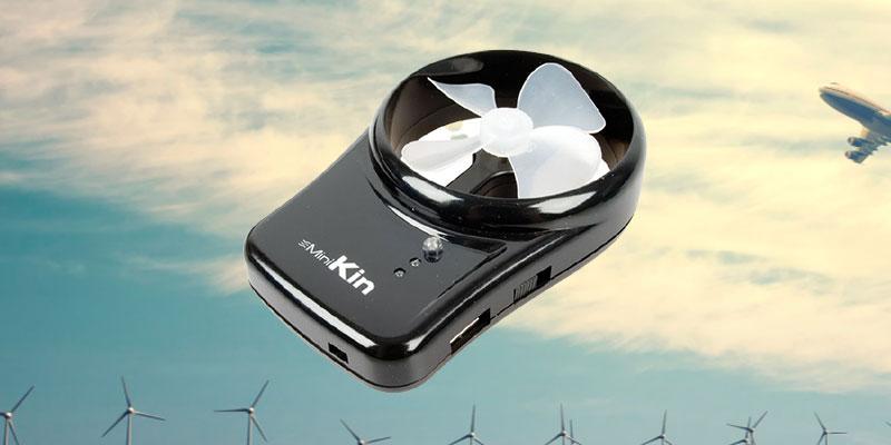 Mini Kin Personal Wind Turbine Charger