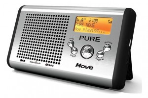 Move Eco Plus DAB Digital Radio