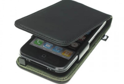 Proporta Hessian and Recycled Leather Eco-Friendly iPhone 3GS Case