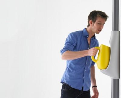 Raindrop Mini – Concept for Easy Rainwater Collection