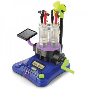 The Renewable Energy Experiment Kit