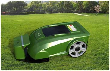 Robotic Lawn mower- An autonomous robot to cut law grass