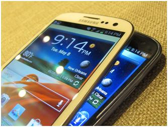 Hands on With Samsung's New Galaxy S III- Vanilla design and Innovative features