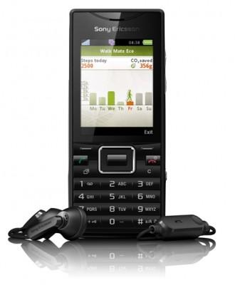 Eco-Friendly Mobile Phone – Sony Ericsson Elm