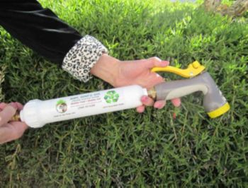 Water Filters for Organic Gardening