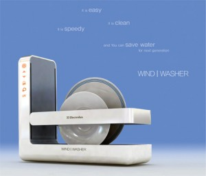 Electrolux Wind Washer – Dish Cleaning Re-invented