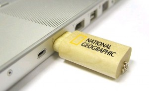 Carbon Neutral Flash Drives