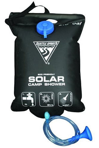 PVCFree EcoFriendly Solar Camping Shower  EnviroGadget # Sun Shower Bag_162643
