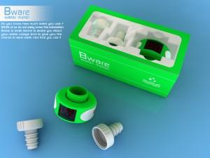 Bware Water Meter