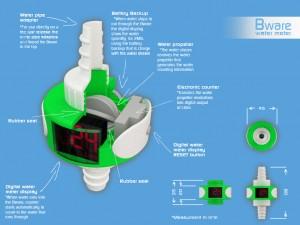 Bware Water Meter Info