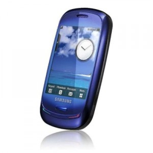 Samsung Eco-Friendly Cellphone Blue Earth