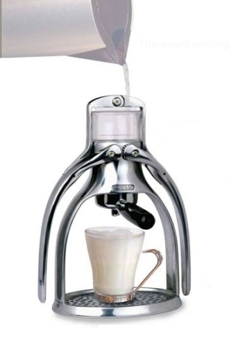 Presso Coffee Maker Non Electric Coffee Maker : Presso Coffee Maker Non Electric Coffee Maker EnviroGadget