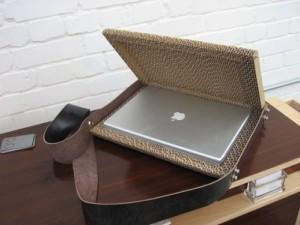 Cardboard Laptop Cases