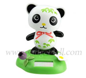 Solar Powered Dancing Panda