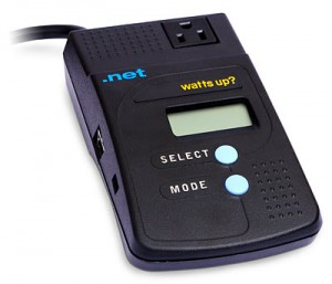 Watts Up Internet Enabled Electricity Meter