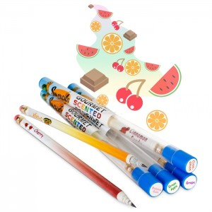 Smencils - Gourmet Scented Pencils