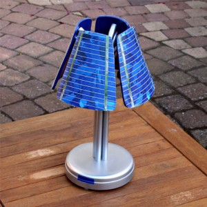 SolarMature - Solar Powered Lamp