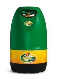 Swap-n-Go Green LPG Cans