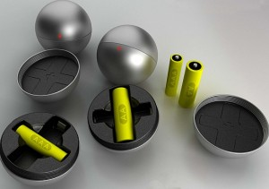 Ying Yang Balls - Roll Chargers