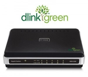 D-Link Green Network Switch