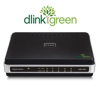 Network Switch on Link Green Energy Saving Network Switch   Envirogadget