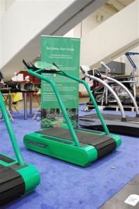 EcoMill Eco-Friendly Treadmill