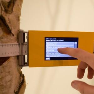 Automated Tree-Rental for Emission Encaging Machine (ATREEM) - Menu