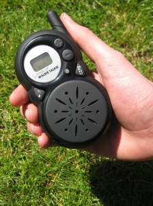 Wind Up Walkie Talkie