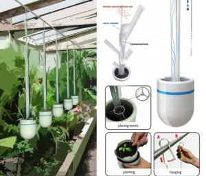Loop - Water Saving Gadget Diagram